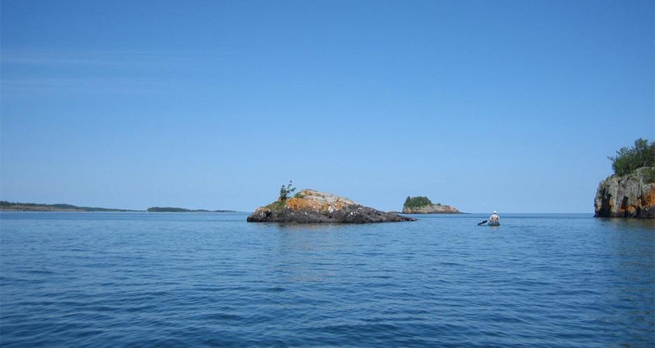 Lake Superior – Isle Royale