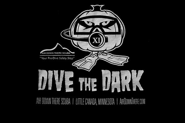 15th Annual Trick or Treat Night Dive