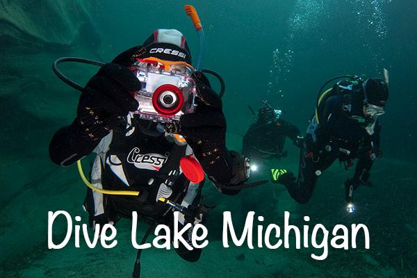 dive-lake-michigan