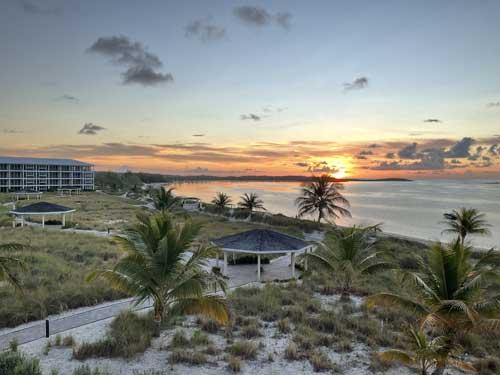 East Bay Resort Sunrise